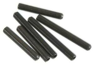 12 Duratrax Metal Set Screw 3mm L