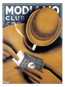 20x30-034-Decoration-poster-Interior-design-Modiani-Rolling-paper-Cigar-decor-6982
