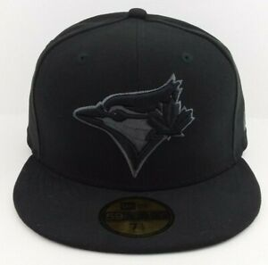 huge discount 55ce5 2fb98 Image is loading Toronto-Blue-Jays-New-Era-MLB-59FIFTY-fitted-