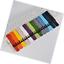 WOCCI-Silikon-Gummi-Uhrenarmband-mit-Schwarzer-Schnalle-Schnellverschluss-Ersat Indexbild 7