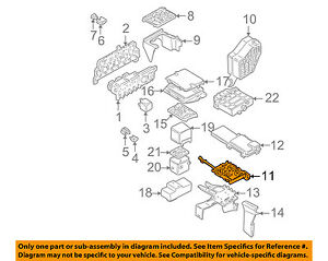 image is loading vw-volkswagen-oem-99-01-jetta-electrical-fuse-