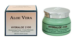Grundpr-100ml-7-98-Canarias-Cosmetics-HYDRALOE-2100-Inhalt-250-ml-Neuware