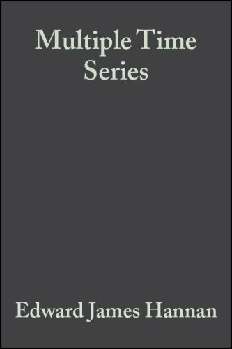 Multiple Time Series (Wiley Series in Probability and Statistics) by Hannan, Ed