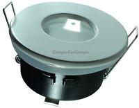 Kit Spot Encastrable 12v Complete Ip65 Sdb / Pièces Humide - Choix De Finition