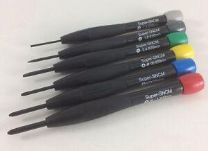 6-Pc-Precision-Screwdriver-Set-Electronic-Micro-Hobby-Jewelry-Watch-Mini