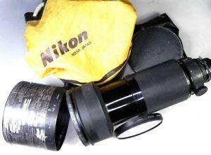 Nikon-Zoom-Nikkor-200-400mm-f4-ED-Ais-182462-Rare