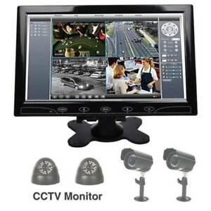 10-034-TFT-LED-Screen-Monitor-CCTV-Surveillance-Display-AV-VGA-HDMI-Input-amp-Speaker