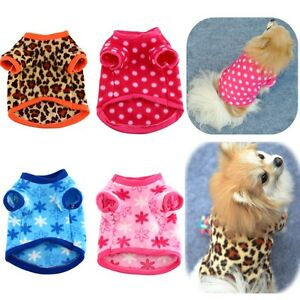 Polar-Fleece-Pet-Dog-Puppy-Winter-Sweater-Soft-Jumpsuit-Coat-Clothes-Outwear