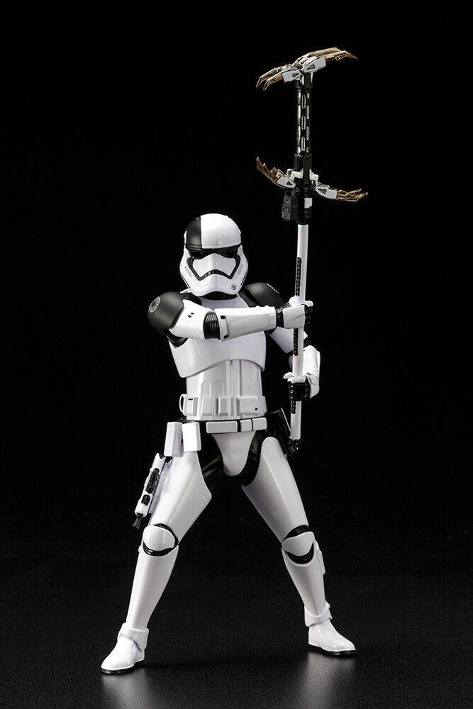 Star Wars First Order Stormtrooper EX Artfx+ 1/10 PVC Statue KOTOBUKIYA