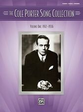 The Cole Porter Song Collection by Alfred Publishing Staff (2009, Paperback)