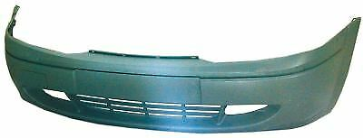 FORD FIESTA MK5 1999 - 2002 Front Bumper Part Primed With Holes