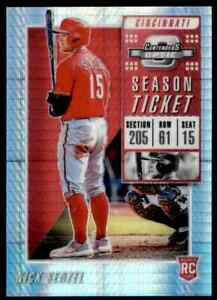 2019-Panini-Contenders-Optic-Nick-Senzel-RC-34-299-Cincinnati-Reds-9-Hyper