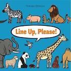 Line Up, Please! by Tomoko Ohmura (Hardback, 2014)