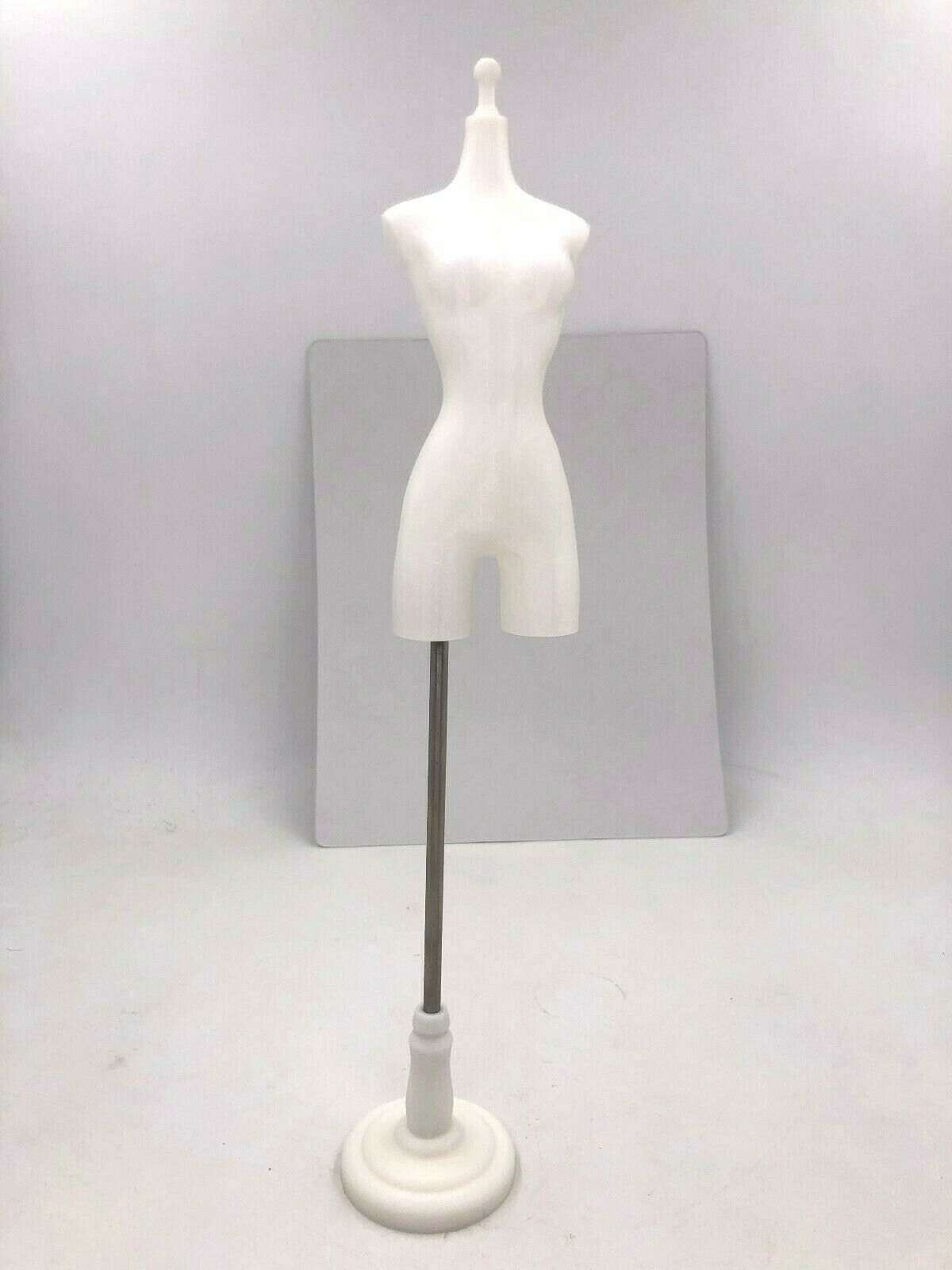 1 6 FR2 tamaño de la muñeca de integridad de moda realeza vestido de forma Maniqui Para hágalo usted mismo blancoo