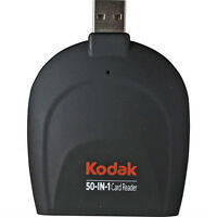 Kodak A250 50 In 1 Memory Card Reader/writer 83037 Sd, Sdhc, Cf, Xd, Ms, Ms Pro