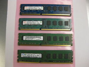 16GB-4GB-x-4-DDR3-1333MHz-PC3-10600-DESKTOP-Memory-Non-ECC-Low-Density