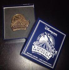 Médaille Space Mountain Disneyland Paris Edition Limitée