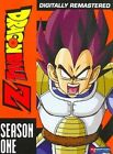 Dragon Ball Z Season 1 - Vegeta Saga DVD Region 1 704400022425