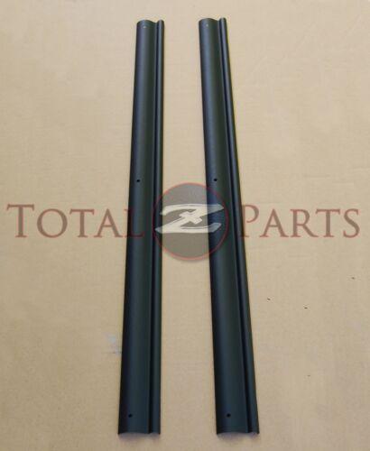 Datsun 240Z 260Z Inner Door Scuff Plates Pair  *NOS Factory Original*