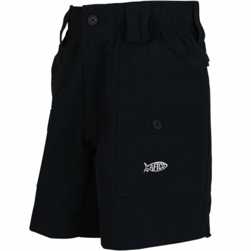AFTCO Youth Boys B01 Original Fishing Shorts--Pick Color//Size-Free Ship