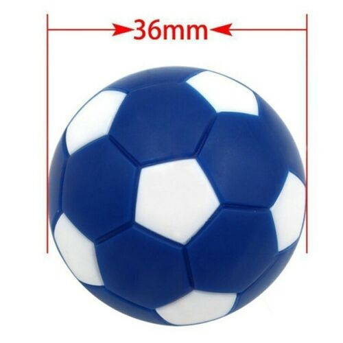 8 Pcs Classic Soccer Ball Style Footballs Table Game Replacement US Stock A834