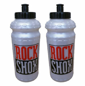 ROCK-SHOX-ROAD-MTB-EASY-GRIP-BICICLETTA-2-BORRACCIE-600ml
