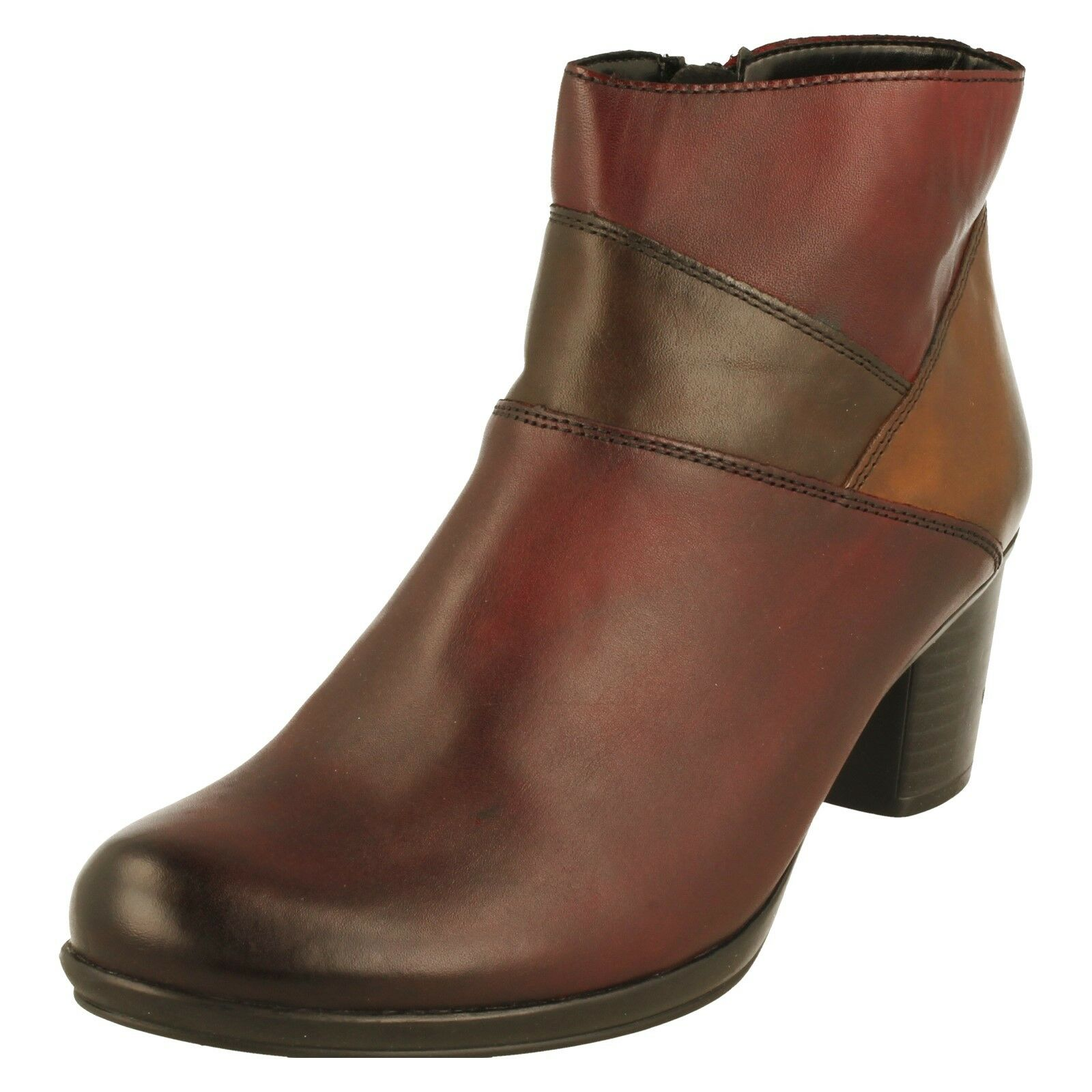Gentleman/Lady Ladies Remonte Boots - R1573 Fine workmanship New style A balance between toughness and hardness