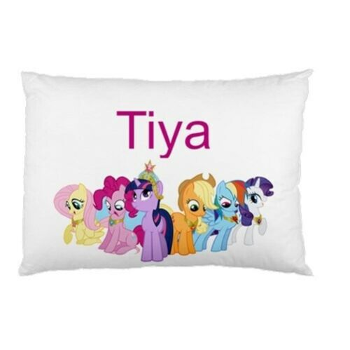 Pillow Cases My Little Pony Custom Personalized Childrens Child Pillow Case Slip Cover Home Furniture Diy Etiqu In