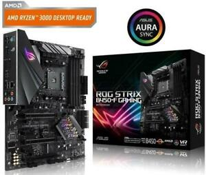 ASUS-ROG-STRIX-B450-F-GAMING-Motherboard-AMD-Socket-AM4-AMD-B450-Chipset