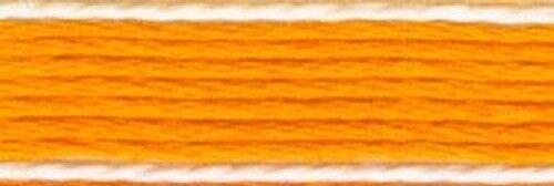 Anchor Sticktwist 6fädig 8 m 100 /% BW mandarin 314
