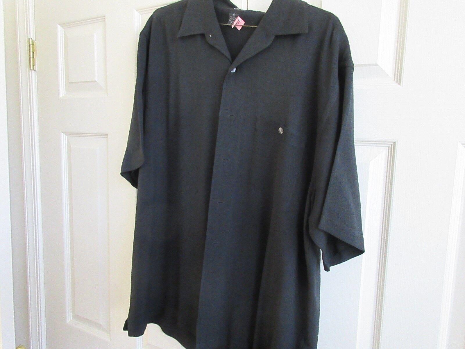 Riscatto Seta , Size XL , Men's Short Sleeve Shirt , 10