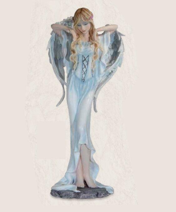 ANGELO GUARDIANO ROYEL 36 CM Les Alpes Collezionismo Fairy Fata Regalo 044-161