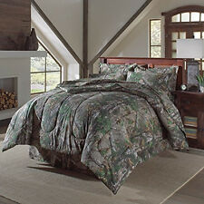 Realtree Xtra Green Camo Camouflage Sheet Set (Comforter sold separately) QUEEN