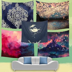 Hippie-Mandala-Indische-Tag-Decke-Boho-Wand-Haengende-Tapisserie-Tagesdecke