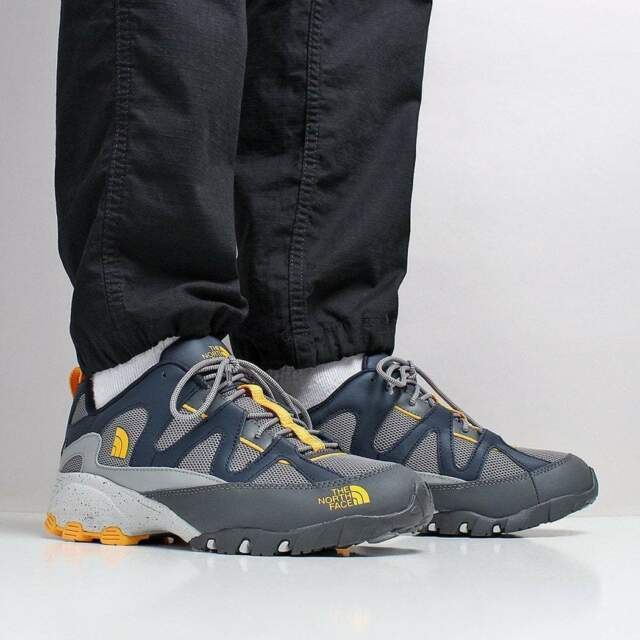 The North Face Archive Trail Fire Hiking Shoes Men's size 8.5 $120