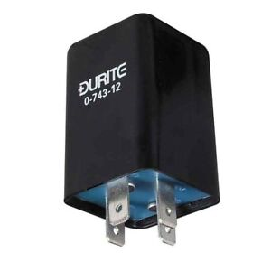 genuine durite 0 743 12 interior light delay timer relay ebay