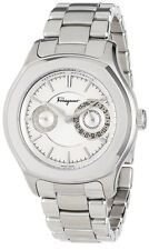 Salvatore Ferragamo Men's FQ1060013 Lungarno Automatic Dubois Depraz 3164 Watch