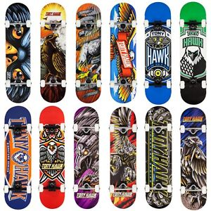 Tony-Hawk-2020-Skateboard-Complet-Debutants-pour-Pro-7-5-7-75-8-0-Tailles