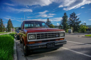 Ford Ranger 1986 RETRO!