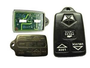 Fernbedienung Funkschlüssel Remote Schlüssel für Chrysler New Yorker Jeep