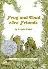 Frog and Toad Are Friends by Arnold Lobel (Hardback)