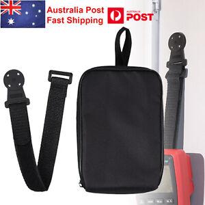 Magnetic Hanger Loop Strap Hanging Kit Storage Cloth Bag for Multimeter Fluke AU