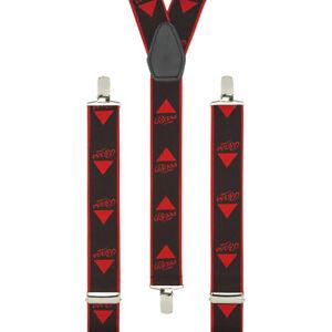 Bass-Guitar-Music-Black-Clip-On-Trouser-Braces-Elastic-Suspenders-Handmade-UK