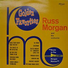 "RUSS MORGAN - GOLDEN FAVORITES  12""  LP (P535)"