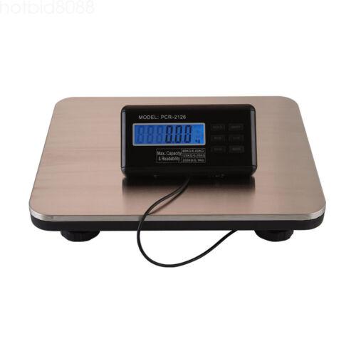 LCD Digital Platform Scales Weight Food Kitchen Postal Pet Dog Waterproof sales