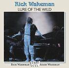 Lure of the Wild by Adam Wakeman/Rick Wakeman (CD, Mar-2016, RRaw)