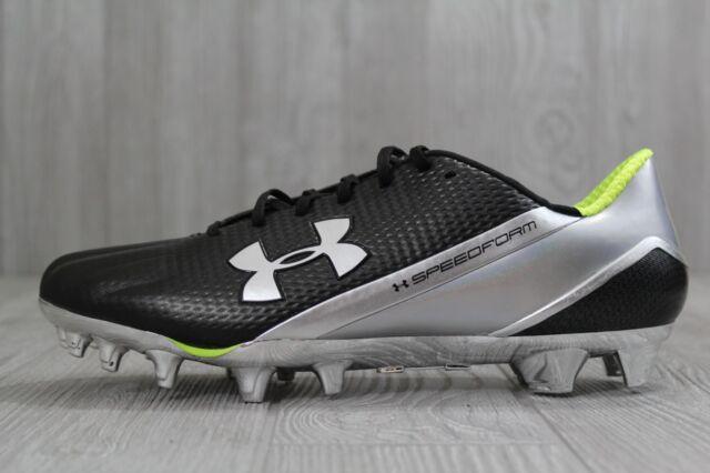 33 Under Armour Speedform MC Football Cleats Black Size 8-13 1258013 003