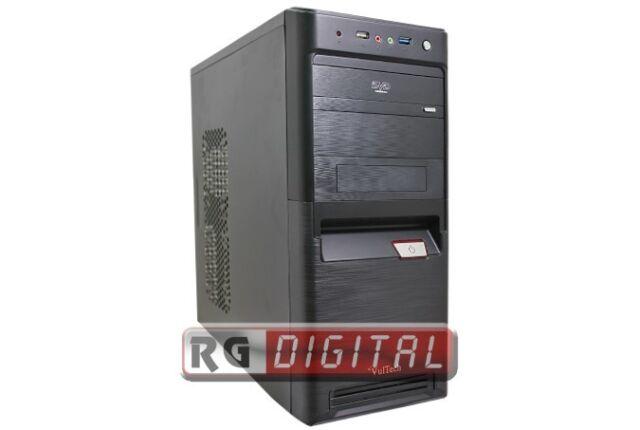 Case Atx Vultech GS-1483USB3 Con Alimentatore 500W e Porta Usb 3.0
