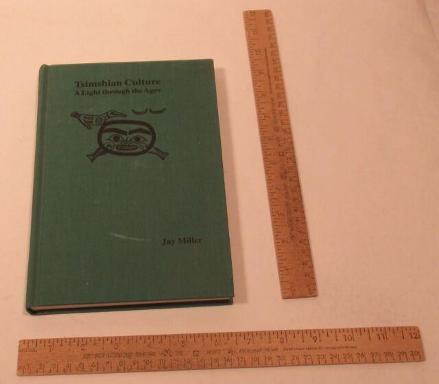 TSIMSHIAN CULTURE - A Light through the Ages - illustrated hardback BOOK