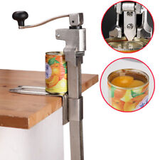 Heavy Duty Commercial Kitchen Tool Restaurant Food Big Can Opener Manual Table